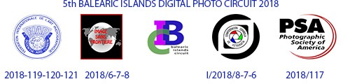 5th Balearic Islands Digital Photo Circuit 2018