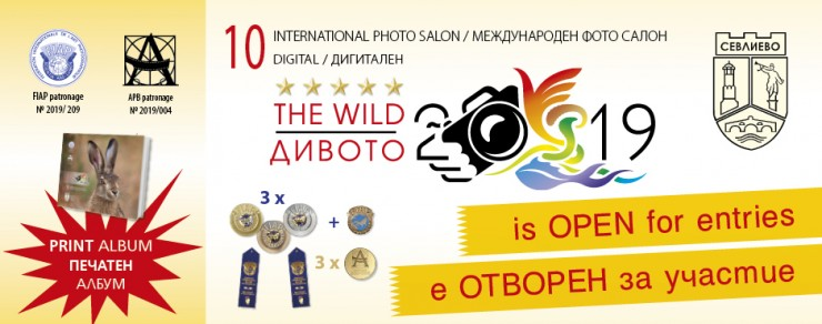 10° International Salon The Wild