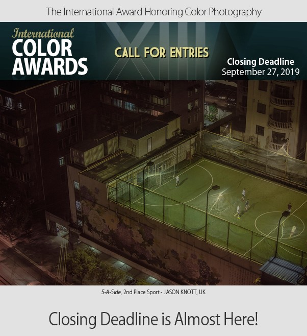 13th International Color Awards