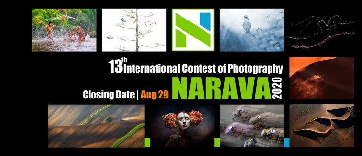 13th International Contest of Photography NARAVA 2020