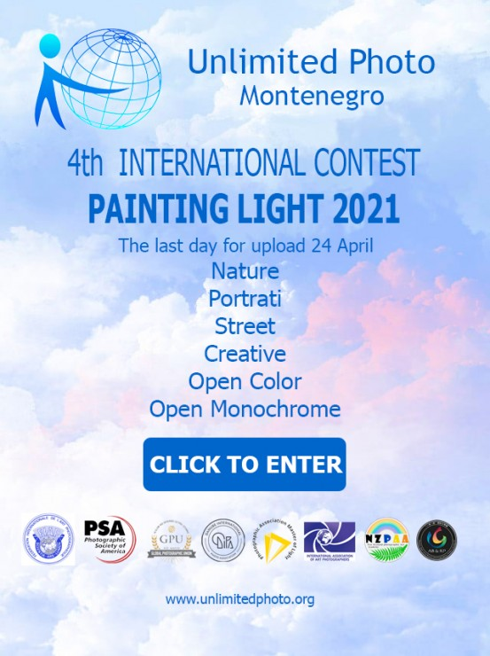 4th Internarional Contest Painting light 2021
