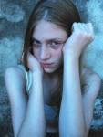 """1° Premio Mejor Retrato Puro: Olga Sokolinskaya """"Mirada"""""""