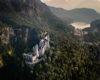 """3° Premio: Damian Arrighi (Illinois, USA) """"Enchanted castle"""""""