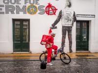 "1° Premio: Alex Gottfried Bonder (Buenos Aires, Argentina) ""El gracioso"""