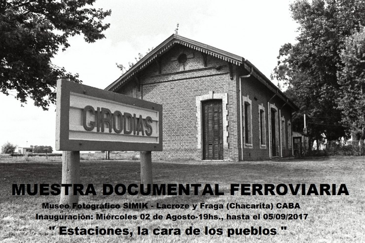 MUESTRA DOCUMENTAL FERROVIARIA