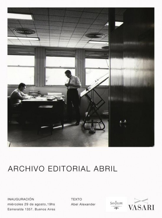 Archivo Editorial Abril