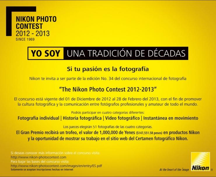 inspiracion fotografia concursos  Nikon Photo Contest 2012   2013