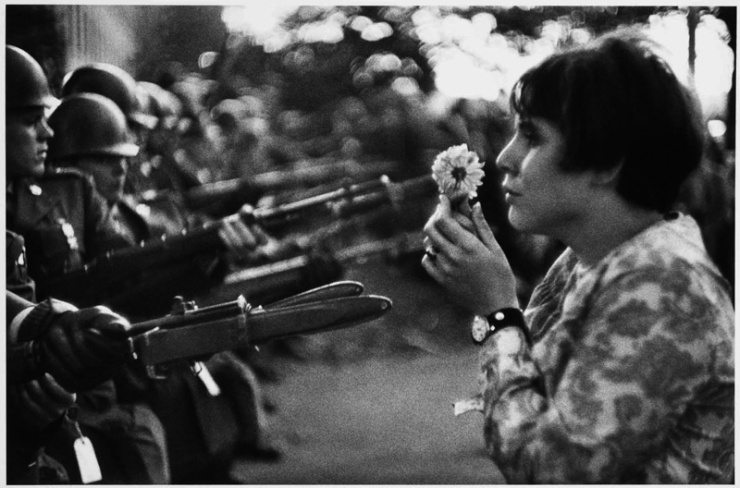 Marc Riboud: Poeta de la noticia
