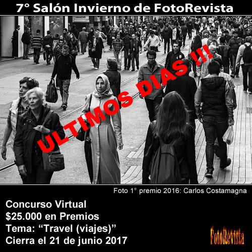 7° Salón Invierno FotoRevista 2017