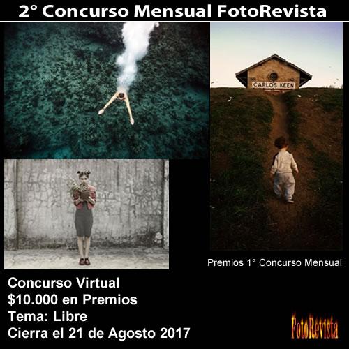 2° Concurso Mensual FotoRevista
