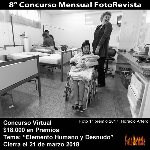 8° Concurso Mensual FotoRevista