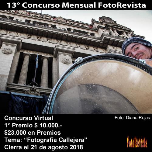 13° Concurso Mensual FotoRevista