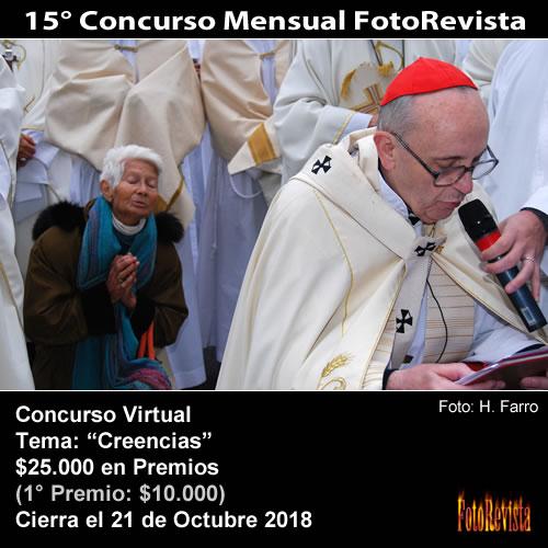 15° Concurso Mensual FotoRevista