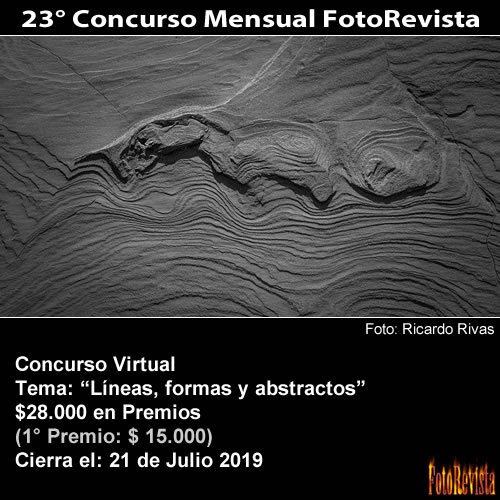23° Concurso Mensual FotoRevista