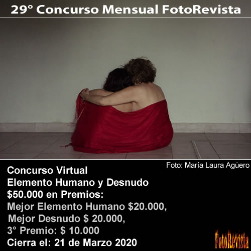 29° Concurso Mensual FotoRevista