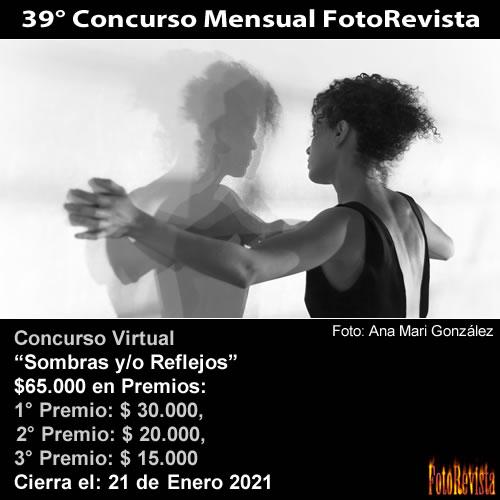 39° Concurso Mensual FotoRevista