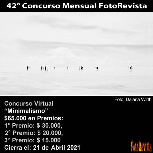 42° Concurso Mensual FotoRevista