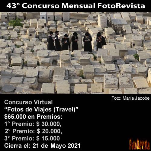 43° Concurso Mensual FotoRevista