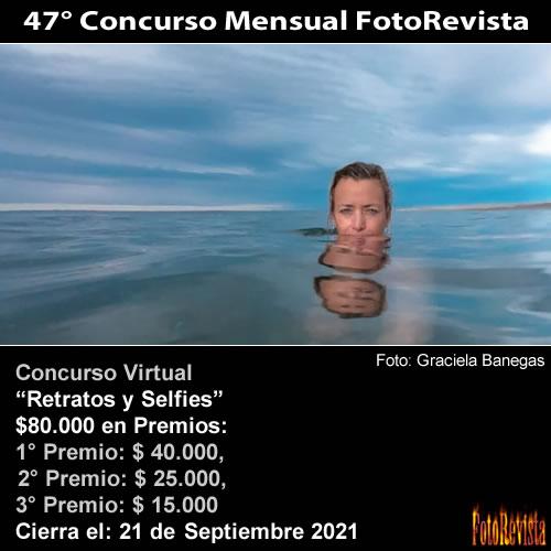 47° Concurso Mensual FotoRevista