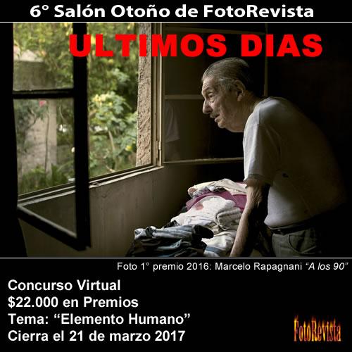 6° Salón Otoño FotoRevista 2017