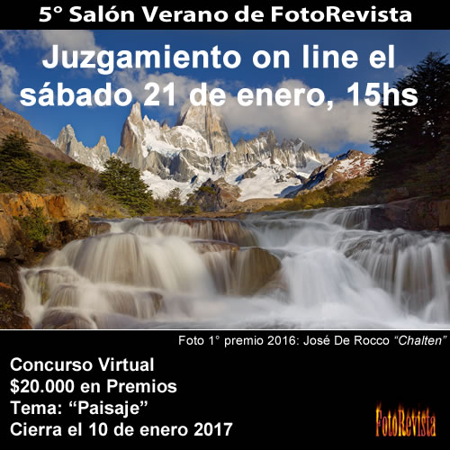 5° Salón Verano FotoRevista 2017