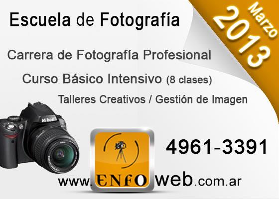 Escuela Nacional de Fotografía