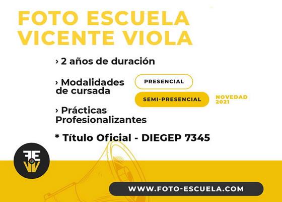Foto Escuela Vicente Viola