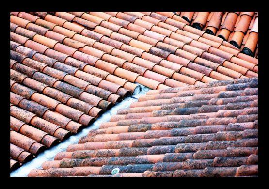 Fotorevista sencillamente fotos techo de tres aguas for Techos a tres aguas fotos