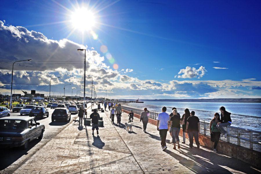 Explotará el verano en Rio Gallegos