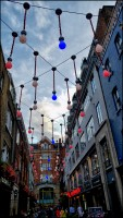 Luces en Carnaby...