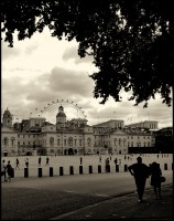 Horse Guards Parade...
